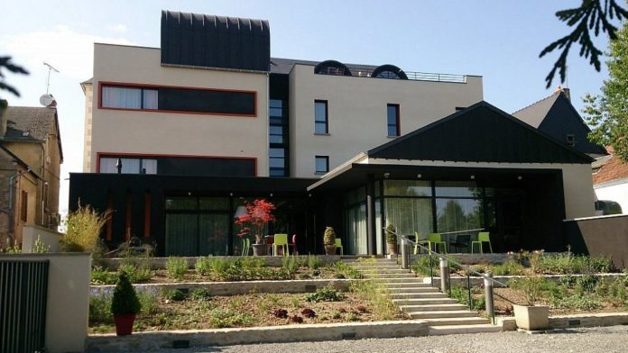 jardin hotel du morvan