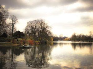 Paris insolite - Parc Montsouris