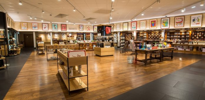 Nouveau décor - Boutique le Hameau du Vin