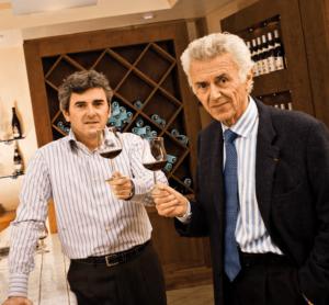 Franck et Georges Duboeuf
