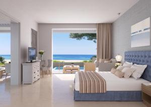 nouvel hotel ikos dassia corfou grece