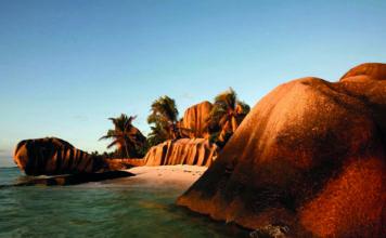 Seychelles Source d'Argent