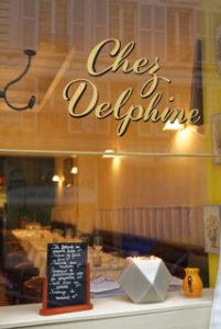 Chez Delphine Paris