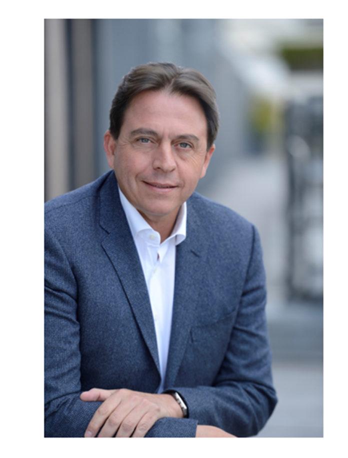 Franck Dondainas, nouveau propriétaire du magazine Tentation
