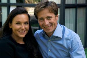 Nathalie et Bertrand Jallerat