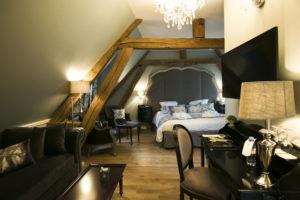 Grand Monarque chambre