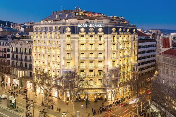 Majestic Barcelone