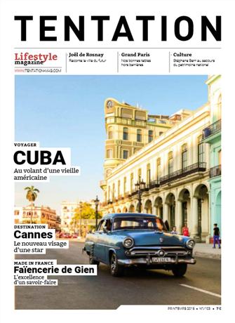 Magazine Tentation Lige Style - Printemps 2018