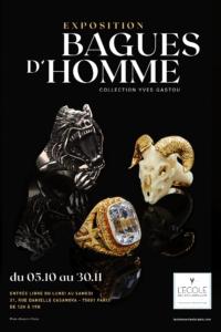 Affiche_Exposition_Bagues_d'hommes