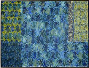 Brisées - Peinture XIV (ph Michel Minetto)