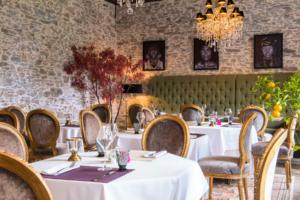 Restaurant chateau epinay